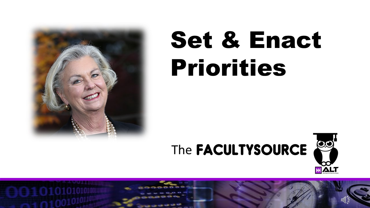 #WFH: Are You Setting Priorities?